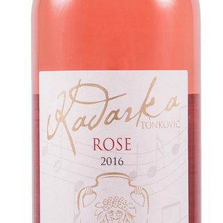 Rose 2016 vinarija tonkovic