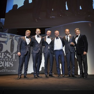 Will guidara  daniel humm  billy peelle  mark welker and dmitri magi  eleven madison park  the best restaurant in north america